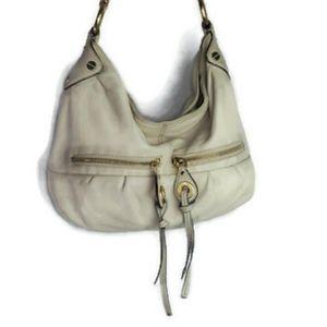 B. Makowski Leather Handbag Purse